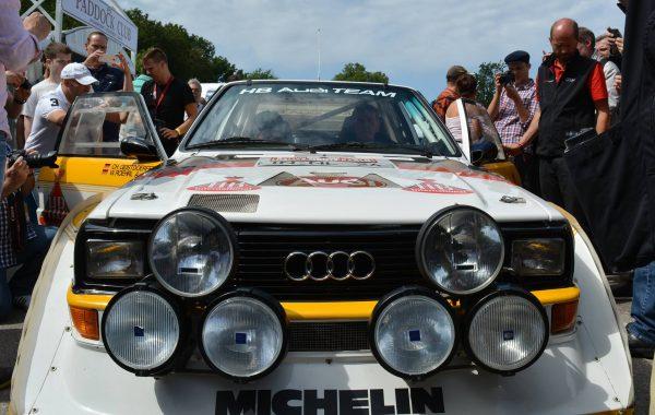 Classic Days Audi A1